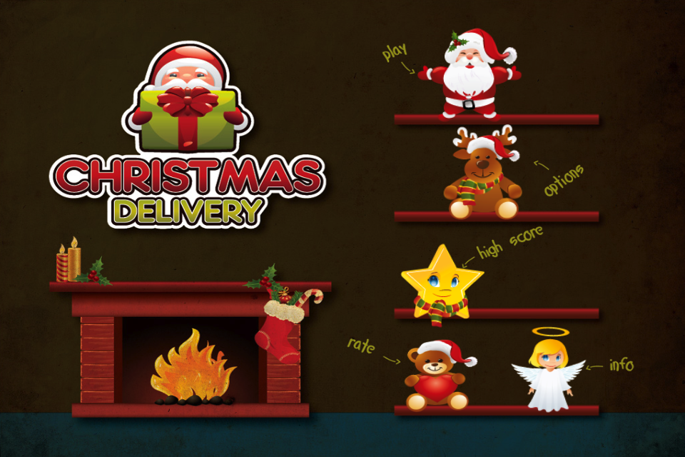Screenshot Christmas Delivery